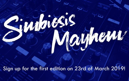 Join the First Simbiosis Mayhem!
