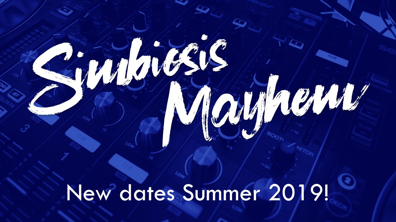 Simbiosis Mayhem new dates Summer 2019